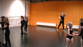 Freestyle Jazz Intertermediate 6-8 jaar