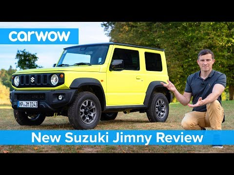 New Suzuki Jimny SUV 2019 – see why I love it… but you might not!