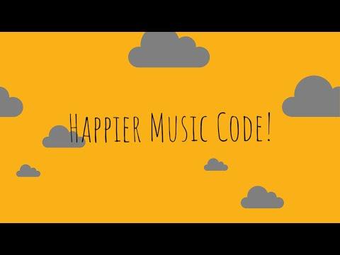 Roblox Happier Music Code Marshmello ft  Bastille - YouTube