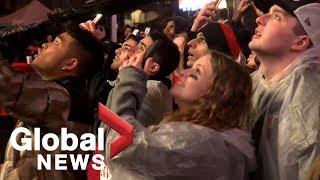 Toronto Raptors fans react to Kawhi Leonard's epic Game 7 buzzer beater