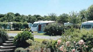 Camping and Caravanning Devon Moor View Touring Park