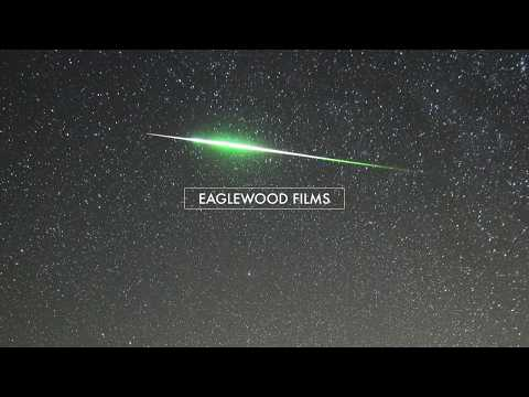 Meteor Explosion (Bolide) over Latvia   4K
