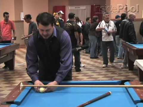 Amazing pool trick shot over and under draw shot youtube - Awesome swimming pool trick shots ...