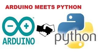 Arduino Python GUI   Led control using GUI   Arduino meets python