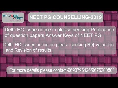 Case against neet pg 2019