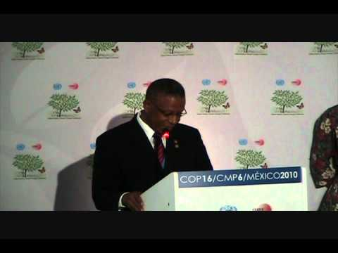 PM Address - Small Island Developing States (SIDS) DOCK signing, Mexico