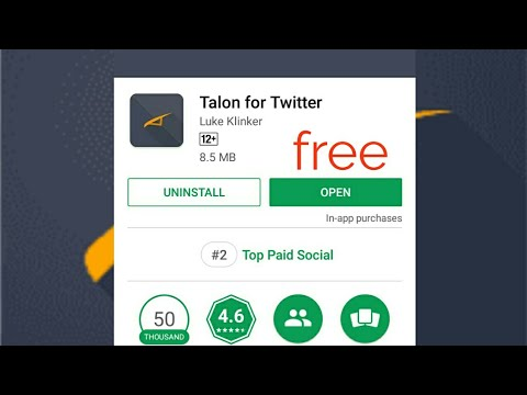 How To Download Talon For Twitter Free