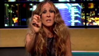 Sarah Jessica Parker Talks Peacock Feathers And Sex - The Jonathan Ross Show