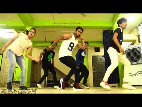 Jaanu Meri Jaan   Vipin Sharma Choreography   Behen Hogi Teri   Unique Dance Crew