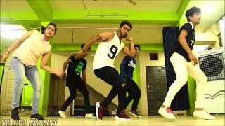 Jaanu Meri Jaan | Vipin Sharma Choreography | Behen Hogi Teri | Unique Dance Crew
