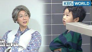 A strange grandma visits Seungjae's house! [The Return of Superman/2018.02.11]