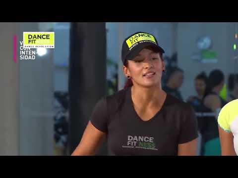 Dance Fitness Quema Grasa Con Dance Fitness En Casa
