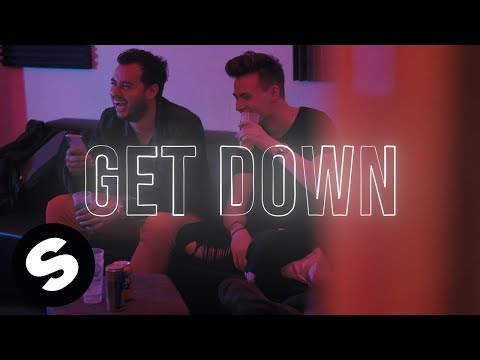 Quintino & Curbi - Get Down (Official Music Video)