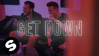 Смотреть клип Quintino & Curbi - Get Down