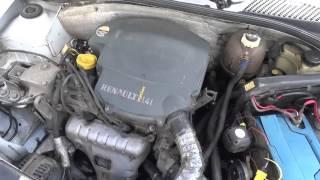 ГБО на Renault Clio - газ на Рено Клио. Установка ГБО в Харькове.(, 2015-09-16T12:23:41.000Z)