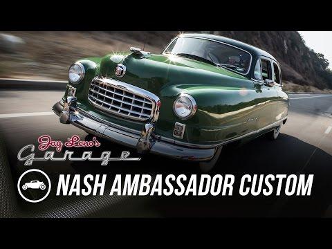 1950 Nash Ambassador Custom - Jay Leno's Garage