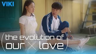 The Evolution of Our Love - EP1 | Adorable High School Crush [Eng Sub]