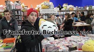 Das war die Frankfurter Buchmesse 2016! - Anime & Manga Bereich - Messe (Mit Bonus Video)