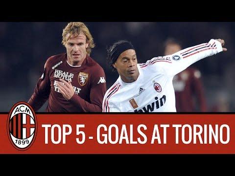 Ac milan top 5 goals away to torino