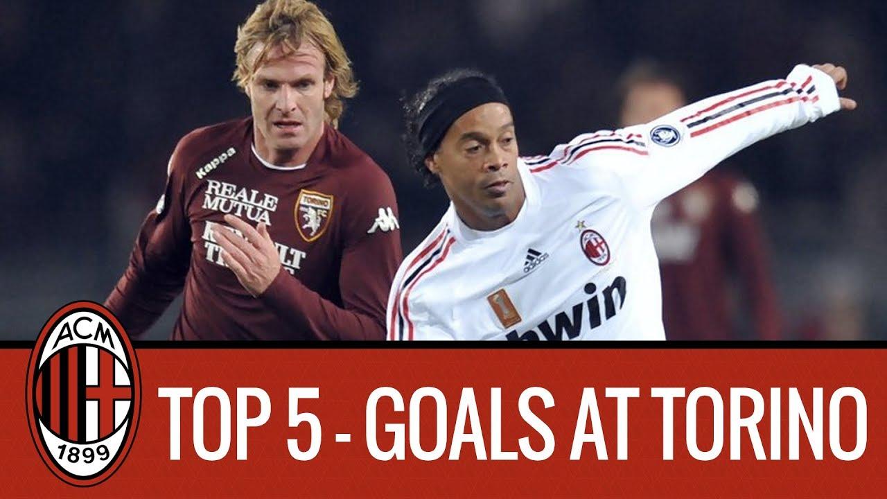 Ac Milan Top Cinci Goals Away Torino