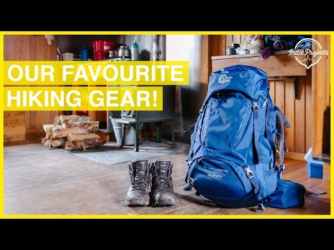 Bag Pack for Hiking the West Highland Way