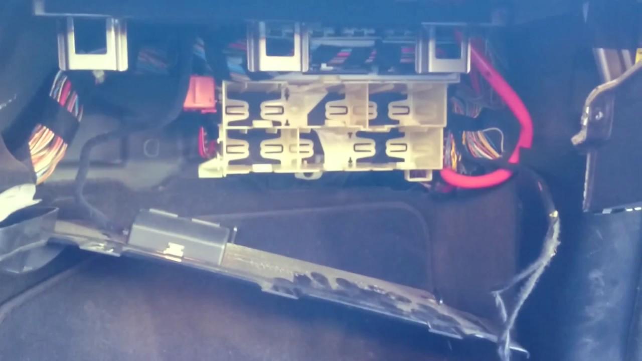 how to defekte relais beim bmw e46 zv grundmodul reparieren mit karl youtube