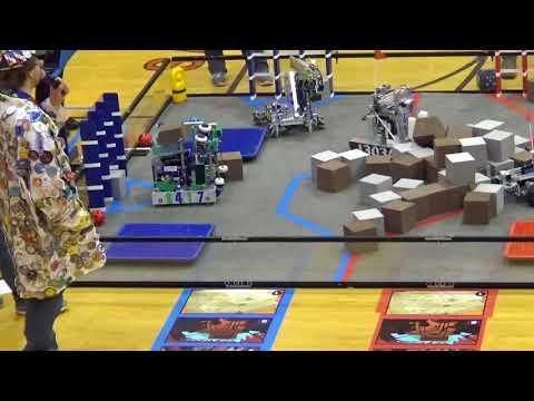 FTC Qualifier Crawfordsville Indiana  Lectric Legends Final 1