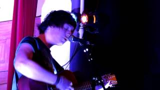 Lewis Watson - Sink or Swim (Live at the Underground Festival 29.09.12)