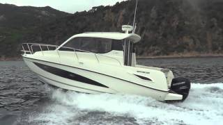 Quicksilver 855 Cruiser