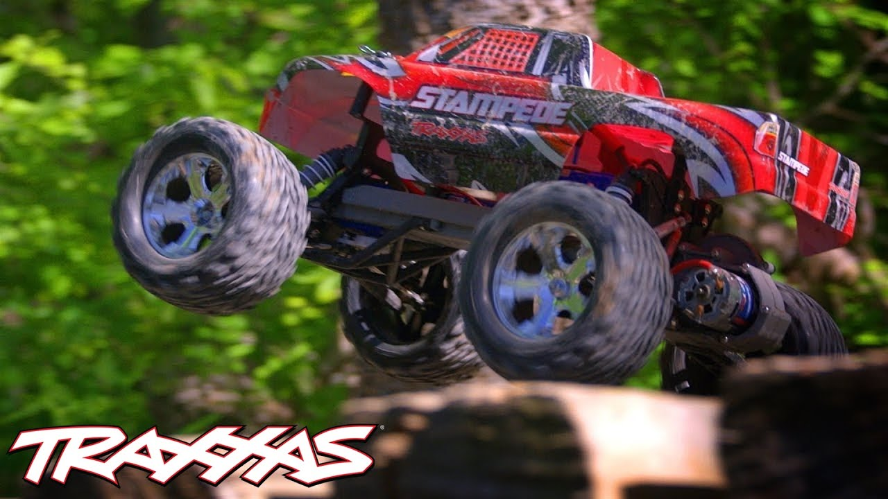 Monster Truck Fun for Around $200 | Traxxas Stampede