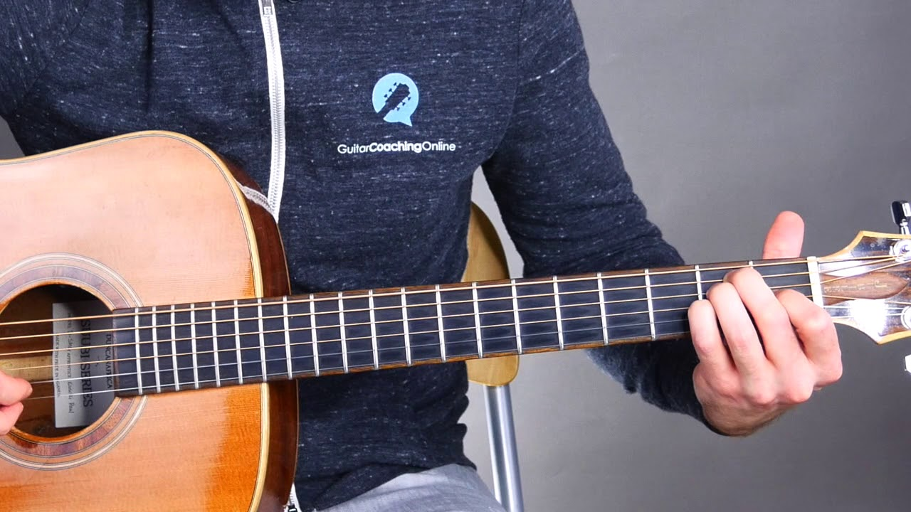 How To Play The Esus Chord on Guitar