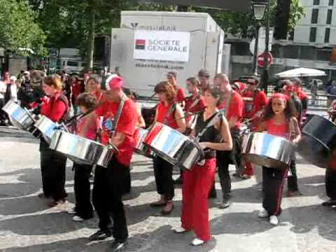 Steel drum Band, Welsh
