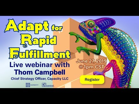 [Webinar] Adapt for Rapid Fulfillment