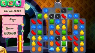 Candy Crush Saga Level 219 No Boosters