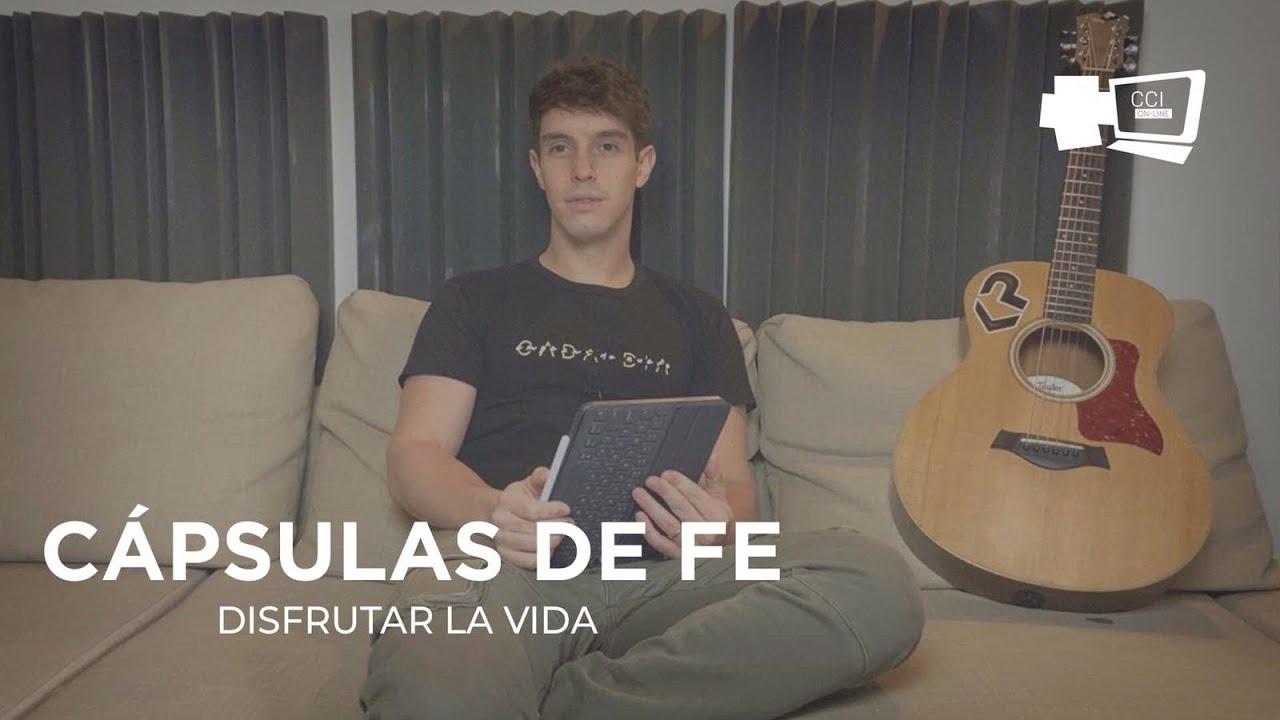 DISFRUTAR LA VIDA (Kike Pavón)
