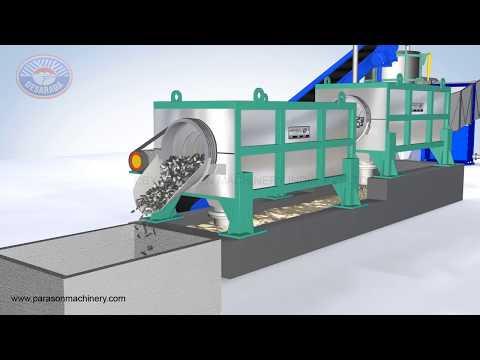 No.1 Pulp Line Equipment - UBC  PULPER Tetrapak