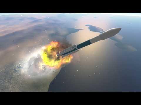 Rocket Profile - Delta II