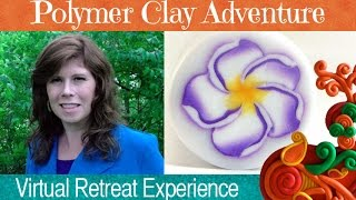 "Charlene ""cat"" Therien Is Teaching At The Polymer Clay Adventure Retreat 2015"