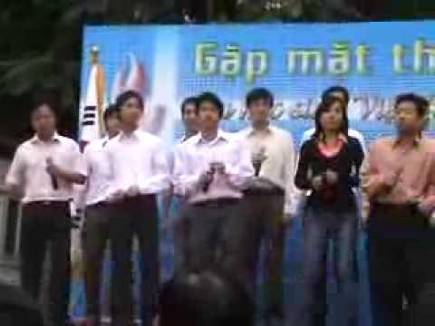 Đến với con người Việt nam tôi (diễn tại Hàn Quốc)