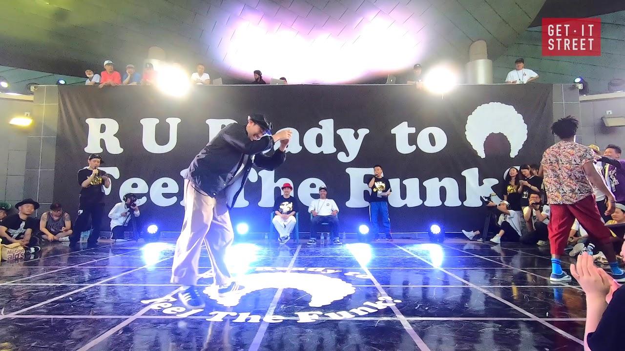 Funk wrestle part 2