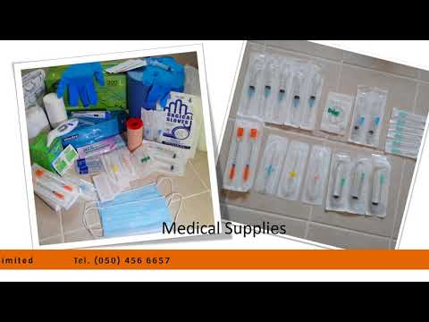 Ghana Medical/Surgical/Laboratory Equipment & Supplies