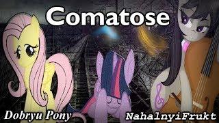 MLP FIM - Comatose [PMV] (with English subtitles)