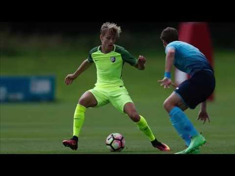 ★Pontus Almqvist★ - Nike Academy vs Swansea FC U21