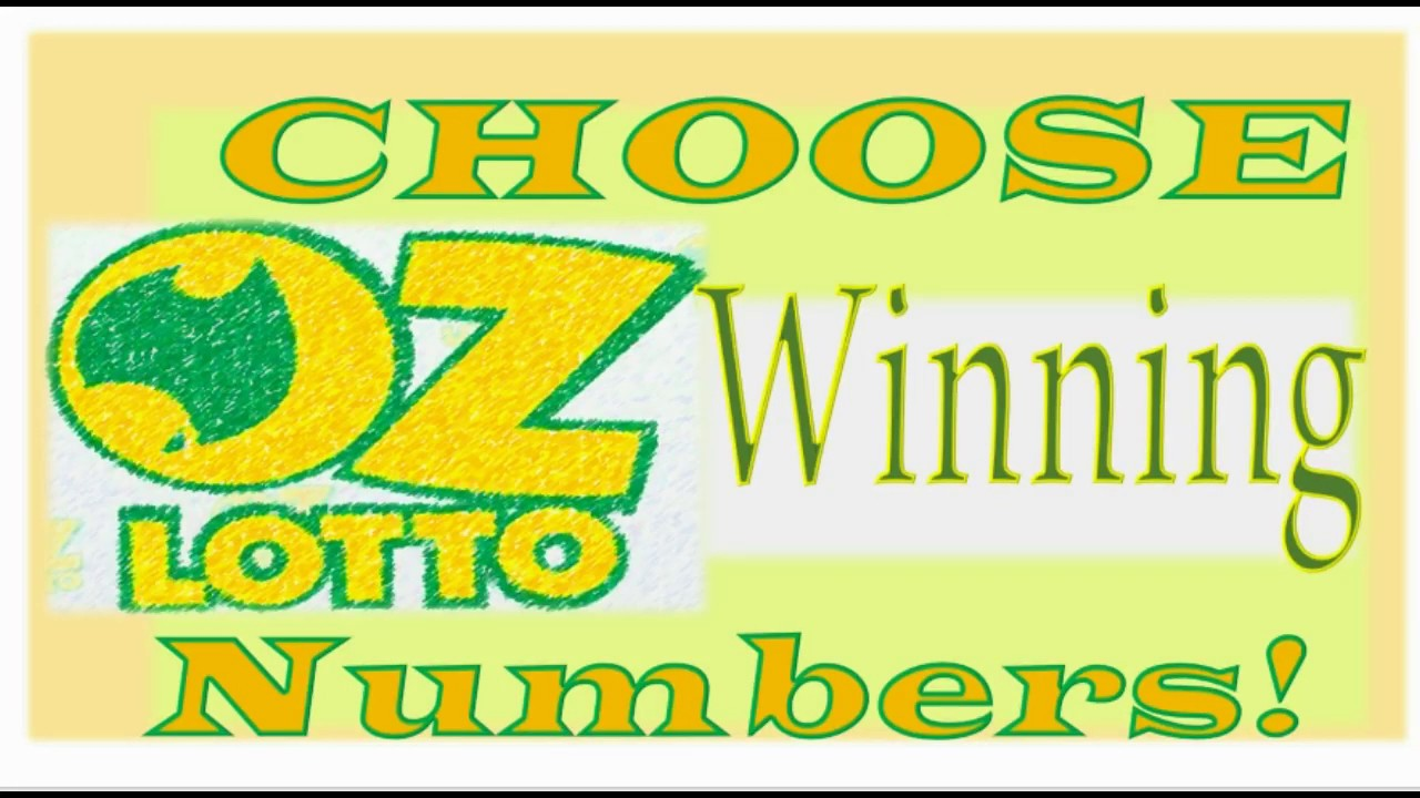 Oz Lotto Rules