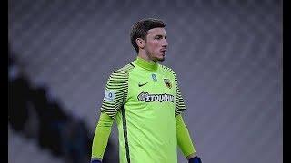 Vasilios Barkas - Craziest Saves ● AEK FC 2017/18 ● HD