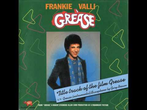 Frankie Valli Grease Remastered Extended HQ Version