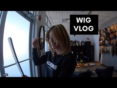WIG SHOPPING |  My Cancer Journey