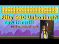 Growtopia opening 50 Golden Booty Chests (WHAT I GOT!?! /OMG)