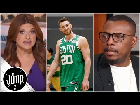 What should we expect from Gordon Hayward in first full Celtics season? | The Jump | ESPN