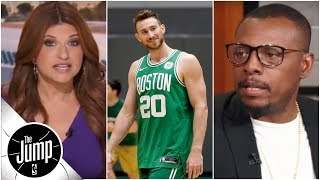 What should we expect from Gordon Hayward in first full Celtics season?   The Jump   ESPN